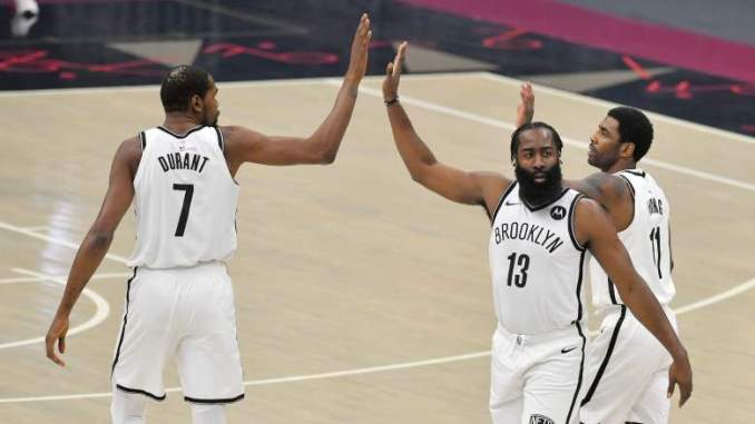 Gary Payton Sends Strong Message to Nets 'Big 3'