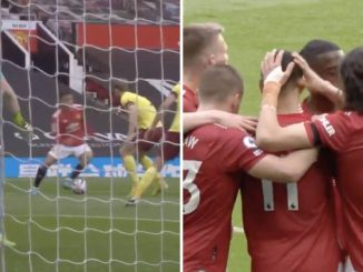 Greenwood scores second to give Man United the lead