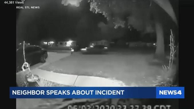 Homeowner says he was asleep during violent Florissant traffic stop caught on doorbell camera |