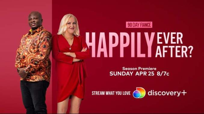 How to Watch 90 Day Fiance Happily Ever After Online 2021