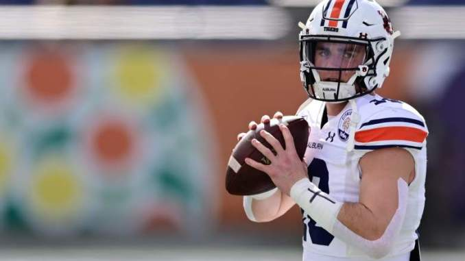 How to Watch Auburn A-Day Spring Game Online 2021