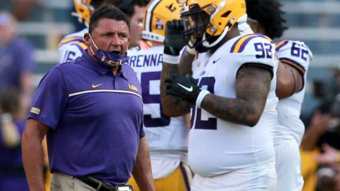 How to Watch LSU Football Spring Game Online 2021