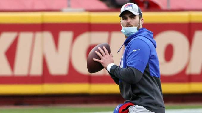 Jake Fromm's Career With Bills May Be Done: Insider