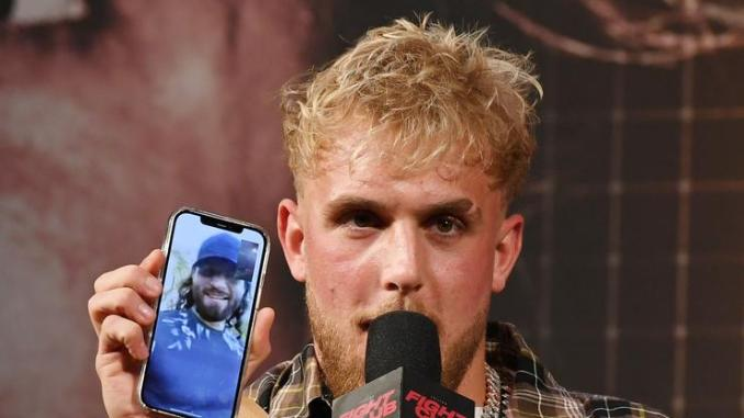 Jake Paul Claims Conor McGregor Fight Is Coming Sooner Than We Think