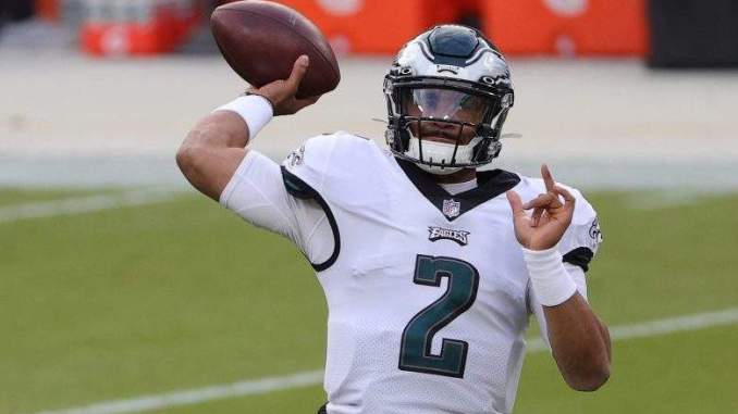 Jalen Hurts Offers First Impressions of New Eagles Coach