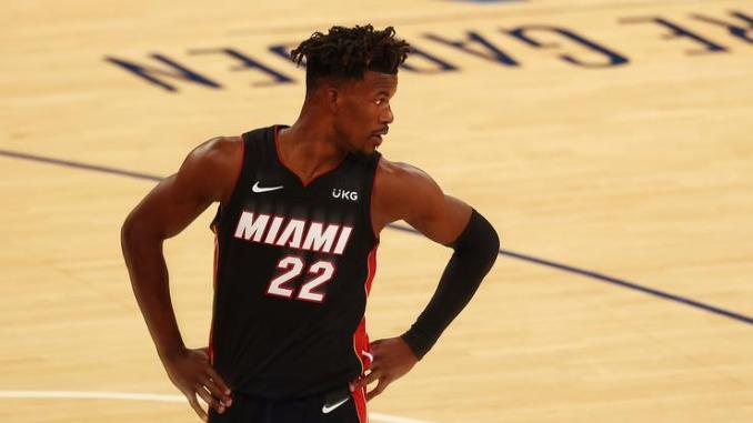 """Jimmy Butler Calls Heat """"Soft"""" Following Yet Another Loss"""