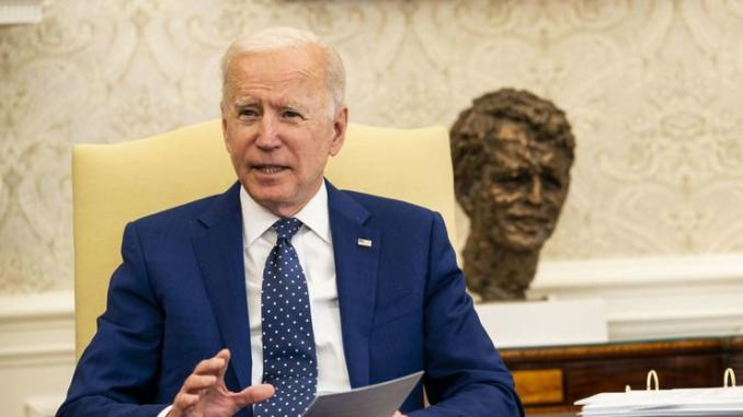 Joe Biden Announces Plans To Withdraw Troops From Afghanistan