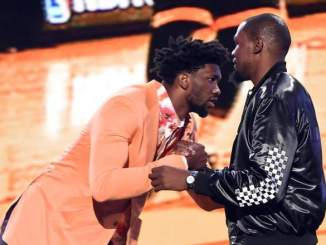 Joel Embiid Compares Himself to Rival After Pulling Off 'Dream Shake'