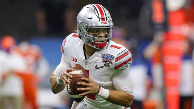 Justin Fields Has Epilepsy, May Alter 49ers Draft Plans