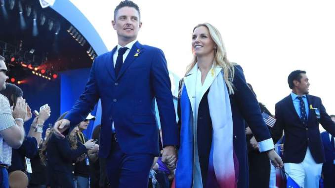 Justin Rose's Wife Kate Rose Is a Racehorse Owner