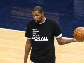 Kevin Durant Almost Forgets Russell Westbrook In Top 5 Teammates List