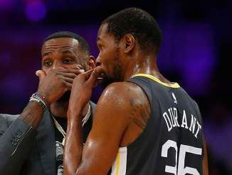 Kevin Durant Calls out Analyst for 'Lying' About LeBron Quote