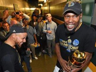 Kevin Durant Compares His Nets Teammate to Steph Curry