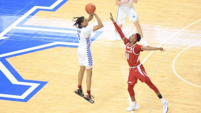 Knicks Double Down on Kentucky Connection in New Mock Draft