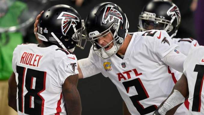Kyle Pitts Would Be 'Absolutely Terrifying' on Falcons Offense