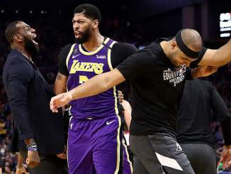 Lakers' Jared Dudley Rips NBA: 'Come on Man'