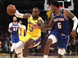 Lakers Star LeBron James Sends Strong Message to Knicks