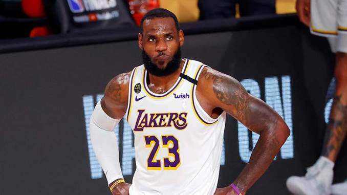 LeBron James Ripped Online for 'Disgraceful' Tweet