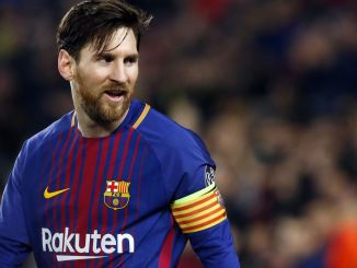 Messi informs Barcelona of his future plan