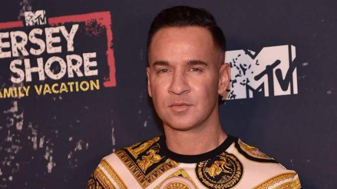 Mike Sorrentino Reveals How His Prison Stay Helped Him During The Pandemic