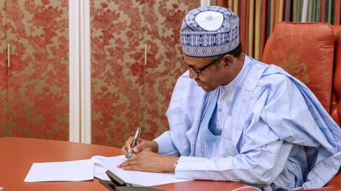 Minimum wage: Buhari approves payment of upward adjustment to pensioners