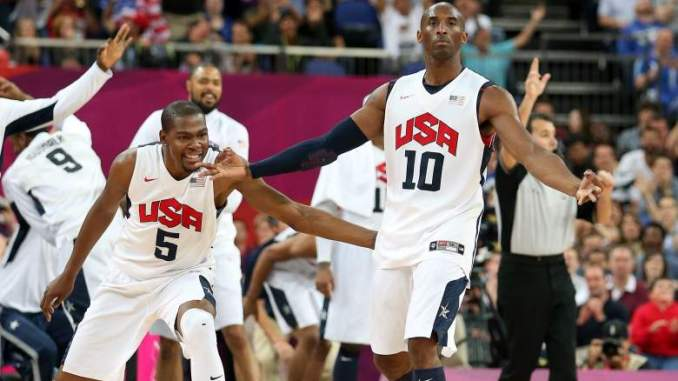Nets Kevin Durant Joins Exclusive List with Kobe Bryant