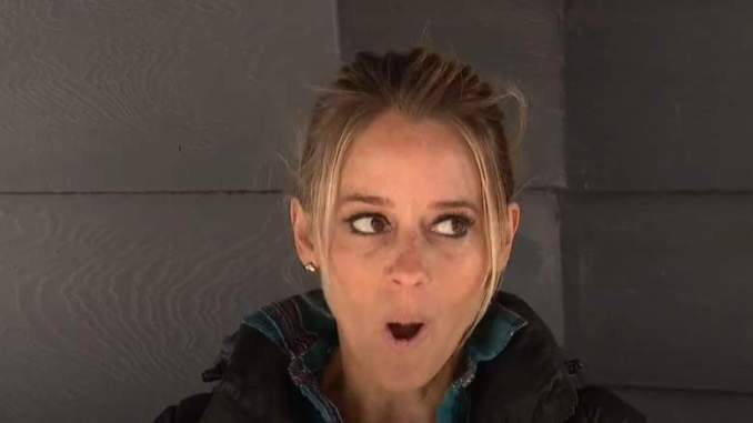 Nicole Curtis in Scary Situation While Rehabbing Home