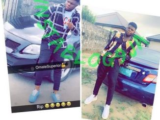 Oh No! Popular Delta Big Boy Dies After Ramming Into A Pole While Returning From The Club