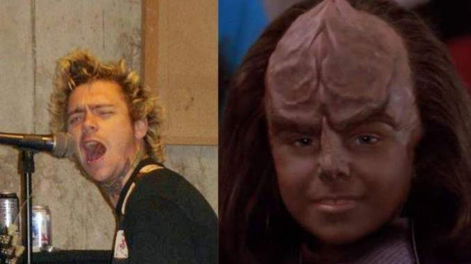Previously Arrested Star Trek Actor Is Now in a Band