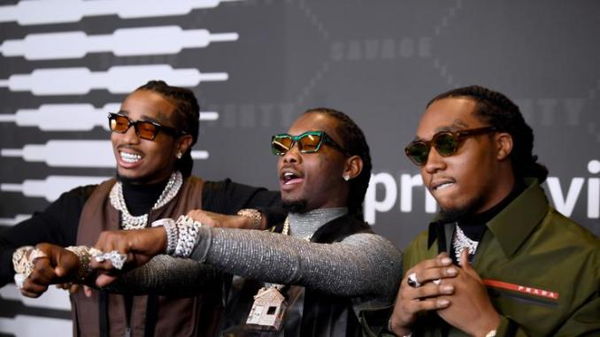 """Quavo Says That Migos' """"Culture 3"""" Is """"Going Into Mixing"""""""