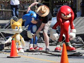 Report: Sonic the Hedgehog 2 Movie Will Have Knuckles