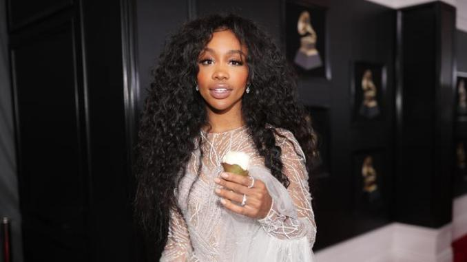 """SZA Celebrates Her Recent Accomplishments: """"All Things Are Possible"""""""