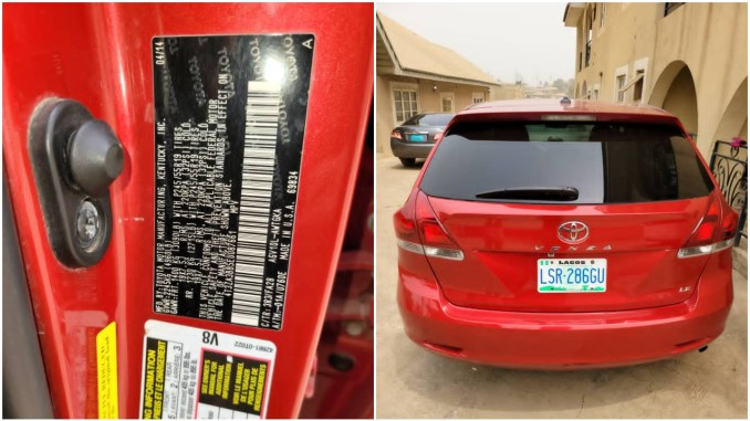 Shocking revelation you need to know about Nigerian car dealers