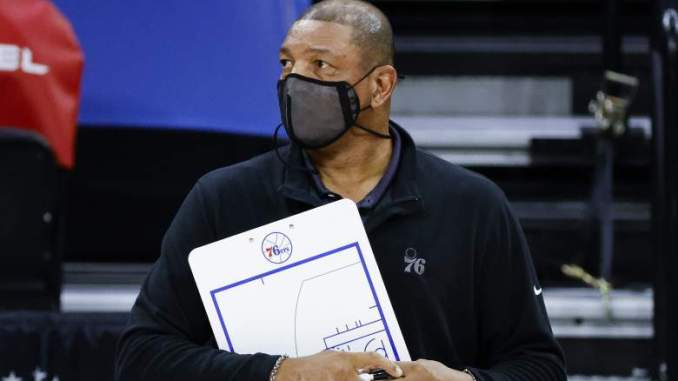 Sixers Coach Doc Rivers on Daunte Wright Shooting: 'We're Cancelling Black Lives'