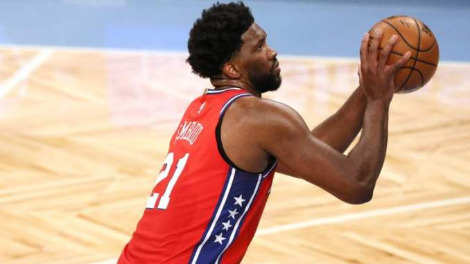 Sixers' Joel Embiid Boosting MVP Candidacy With Rare Statistical Feat