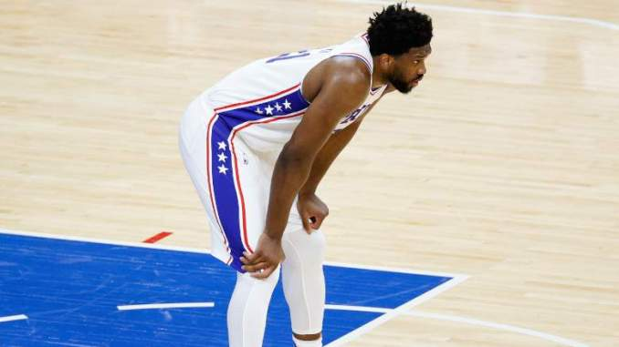 Sixers' Joel Embiid Gives Promising Injury Update