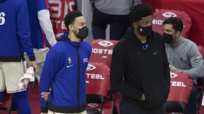 Sixers Star Hypes Lakers, Slams Nets: 'There's Only One Ball'