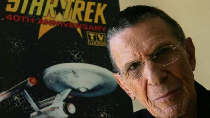 Spock Was Supposed to Stay Dead, Nimoy Changed Everything