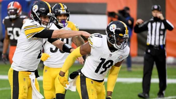 Steelers' JuJu Smith-Schuster Teases Jersey Number Change
