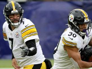 Steelers RB James Conner Visiting Cardinals: Report