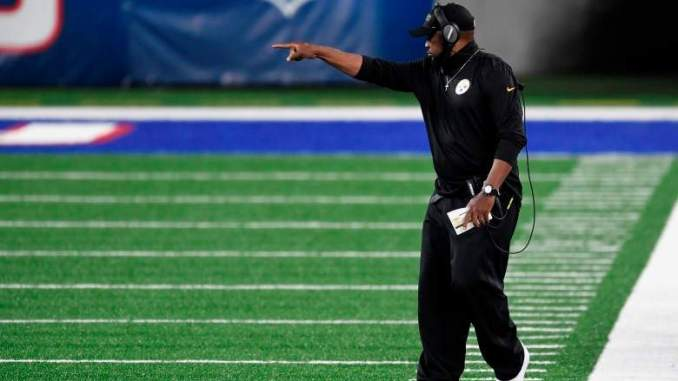Steelers Sign Mike Tomlin to 3-Year Contract Extension