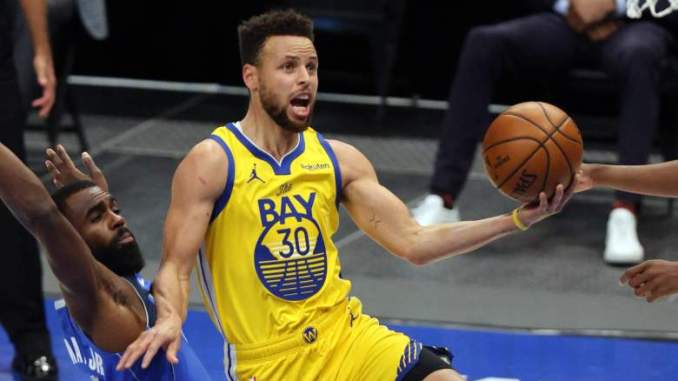 Steph Curry Gets Honest About Future With the Warriors