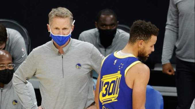 Steph Curry & Steve Kerr Sound Off on 'Frustrating' Loss