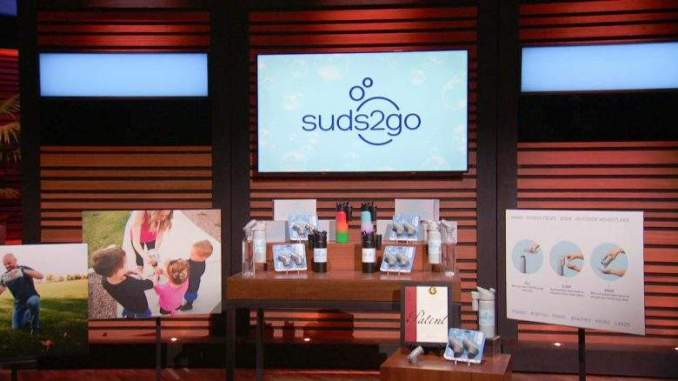 Suds2Go on 'Shark Tank': 5 Fast Facts You Need to Know