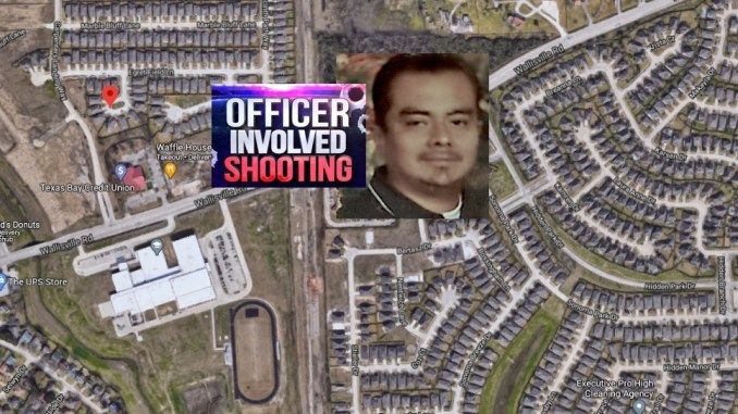 TX Man Marcelo Garcia ID'd As Victim In Wednesday Houston Fatal Police Involved Shooting