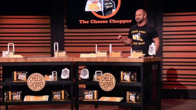 The Cheese Chopper on 'Shark Tank': 5 Fast Facts You Need to Know