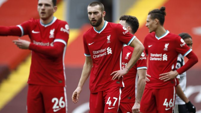 """""""This could be my last day at Liverpool"""" - Reds star on how he bounced back at Anfield"""