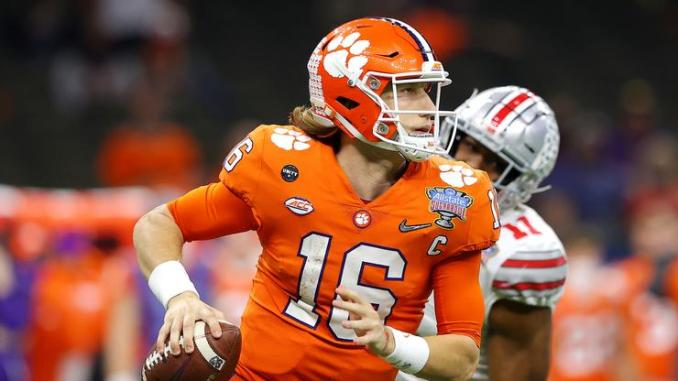 Trevor Lawrence Clarifies His Polarizing Comments On His Work Ethic
