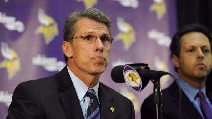 Vikings' Rick Spielman Not Sold on Any Position in NFL Draft