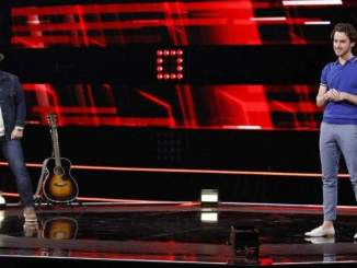 WATCH: 'The Voice' Team Blake Knockout Ends in a 'Near Tie'